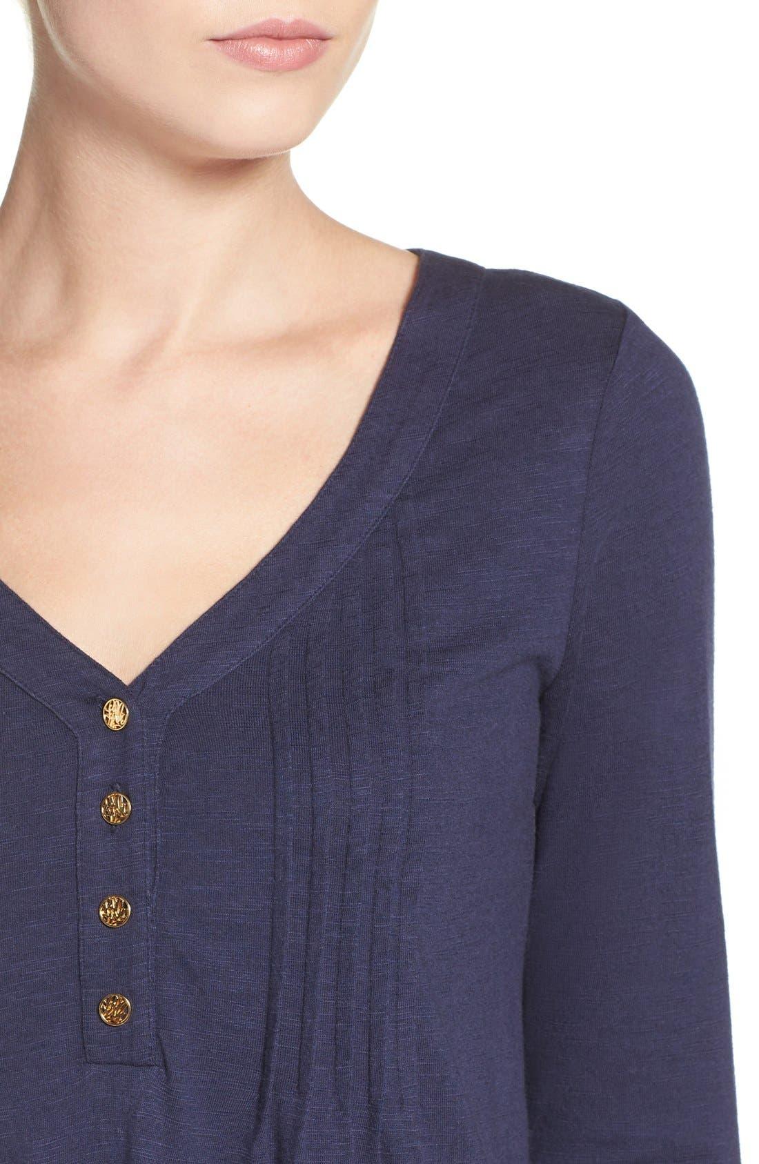 Alternate Image 5  - Lilly Pulitzer® 'Amberly' Jersey T-Shirt Dress