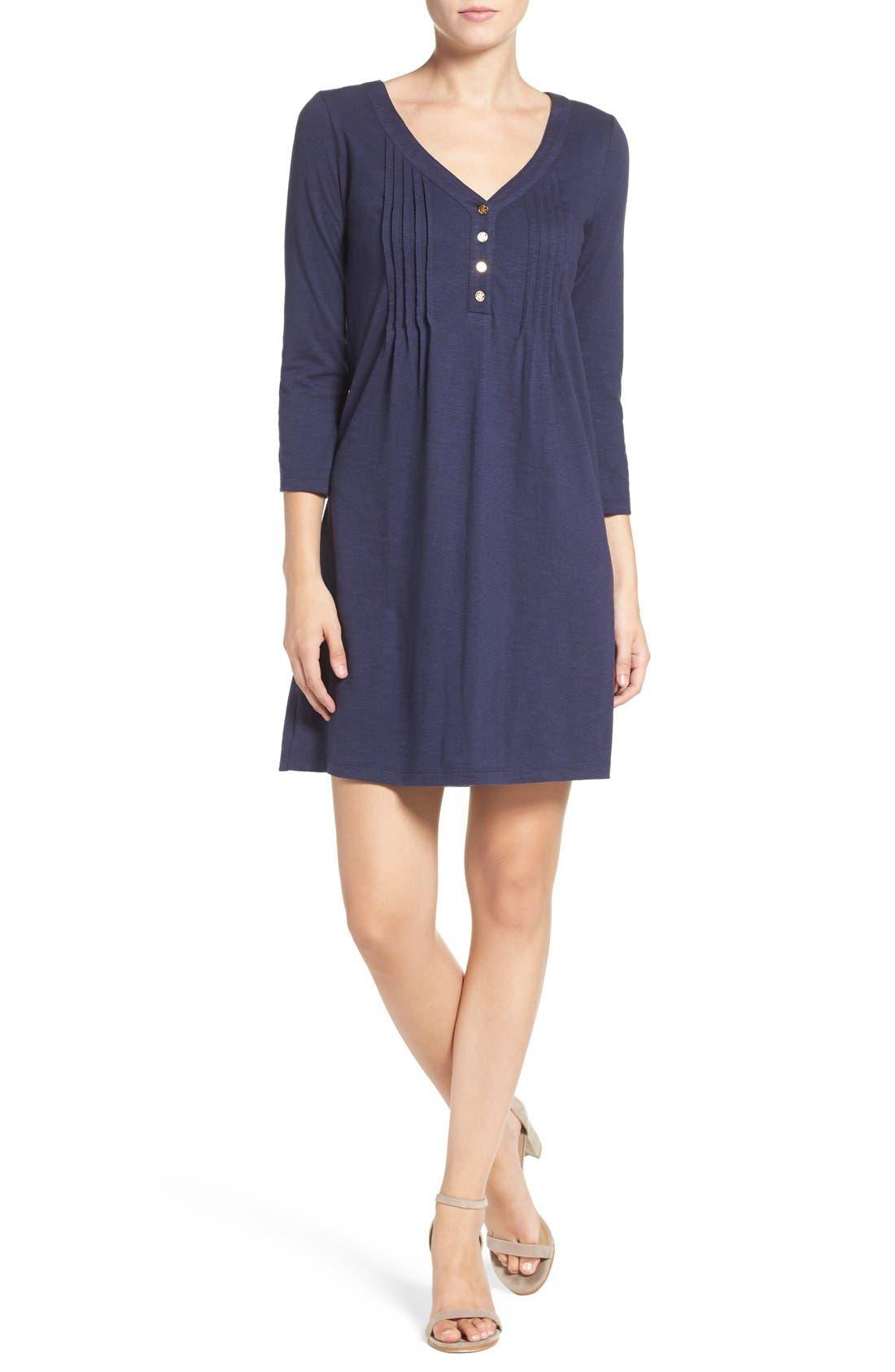 Alternate Image 4  - Lilly Pulitzer® 'Amberly' Jersey T-Shirt Dress
