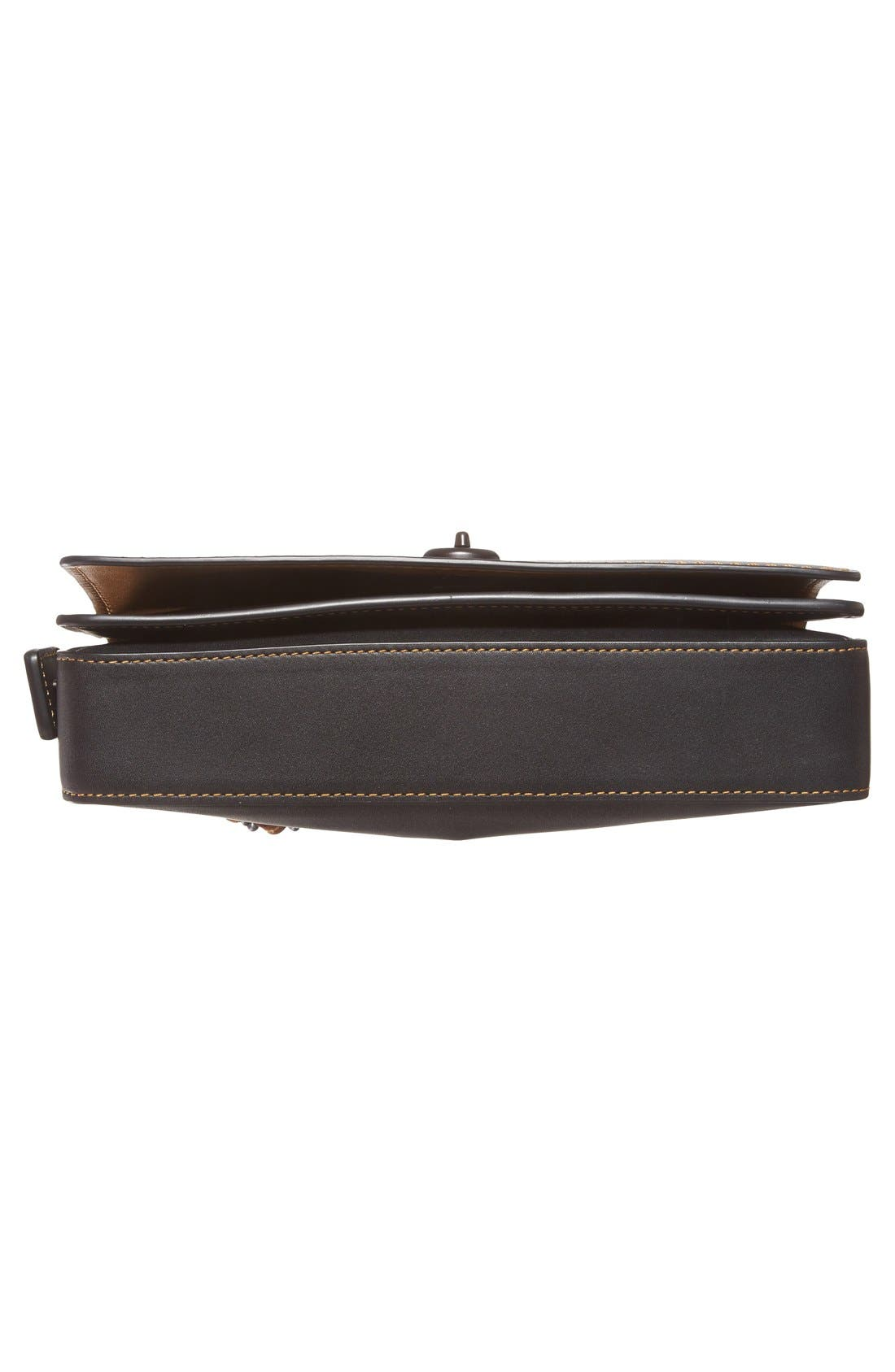 Alternate Image 6  - COACH 1941 'Dinky' Leather Crossbody Bag