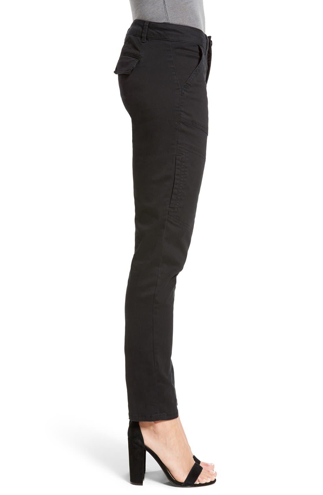 Alternate Image 5  - Wit & Wisdom Skinny Cargo Pants (Regular & Petite) (Nordstrom Exclusive)