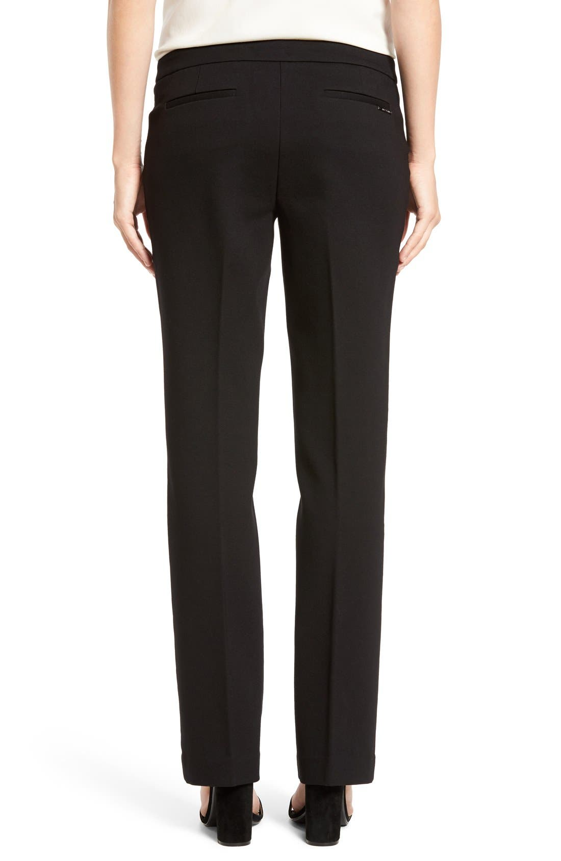 Alternate Image 2  - Anne Klein Compression Flare Leg Ponte Pants