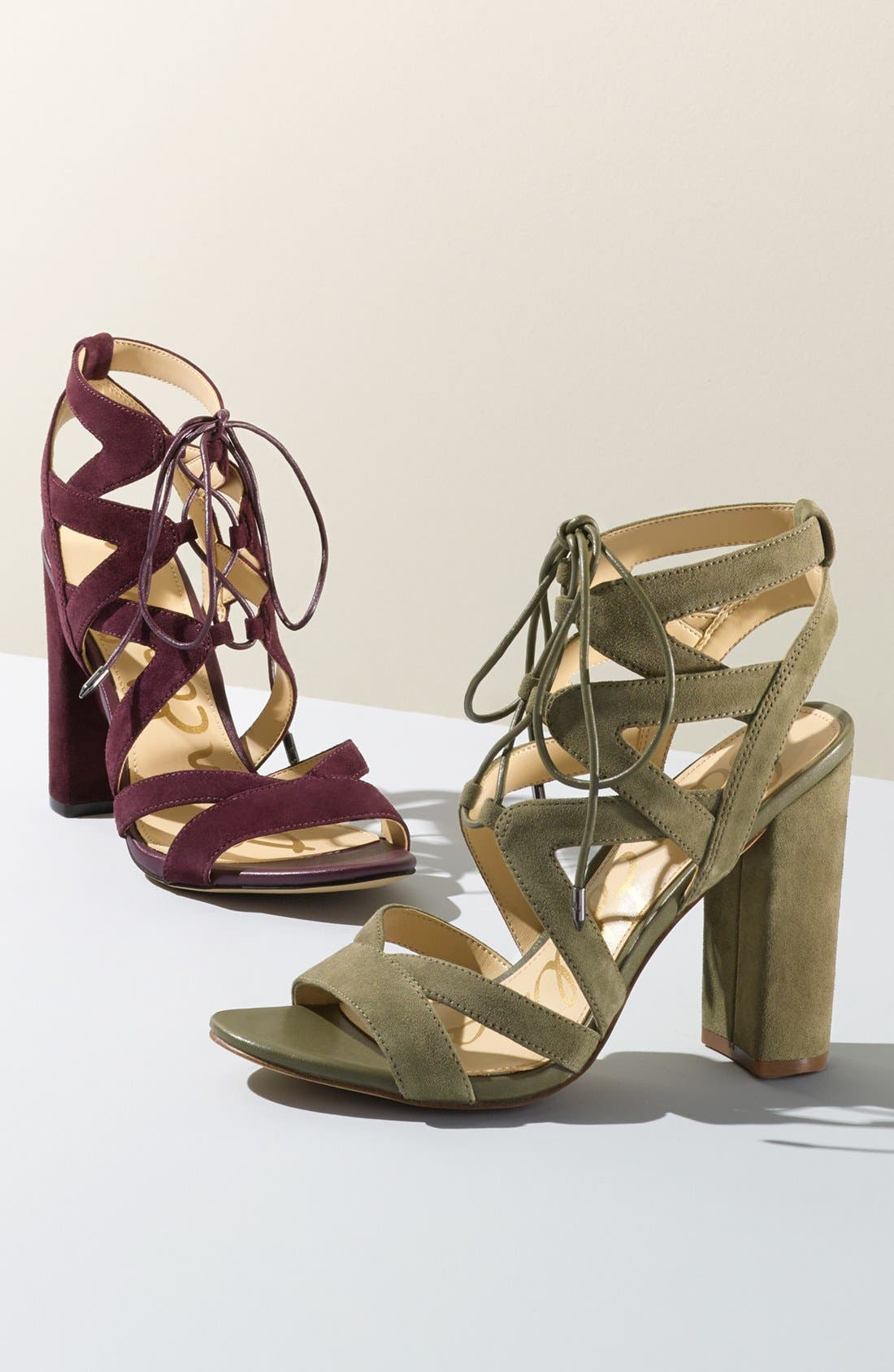 Alternate Image 6  - Sam Edelman 'Yardley' Lace-Up Sandal (Women)