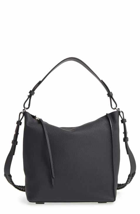 Allsaints Kita Leather Shoulder Crossbody Bag