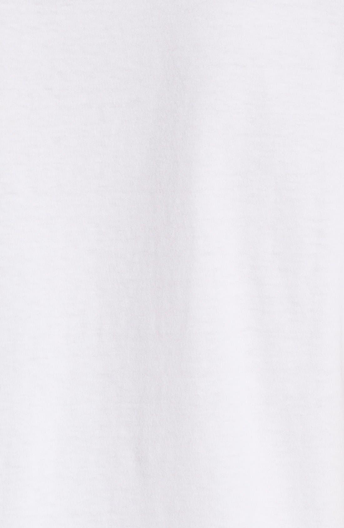Alternate Image 5  - Comme des Garçons PLAY Logo Graphic T-Shirt