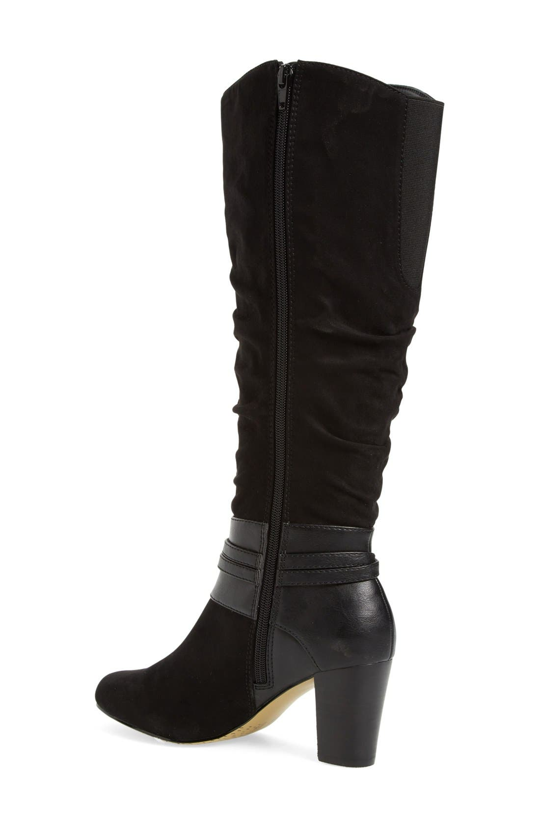 Alternate Image 2  - Bella Vita 'Tabitha II' Tall Boot (Women) (Wide Calf)