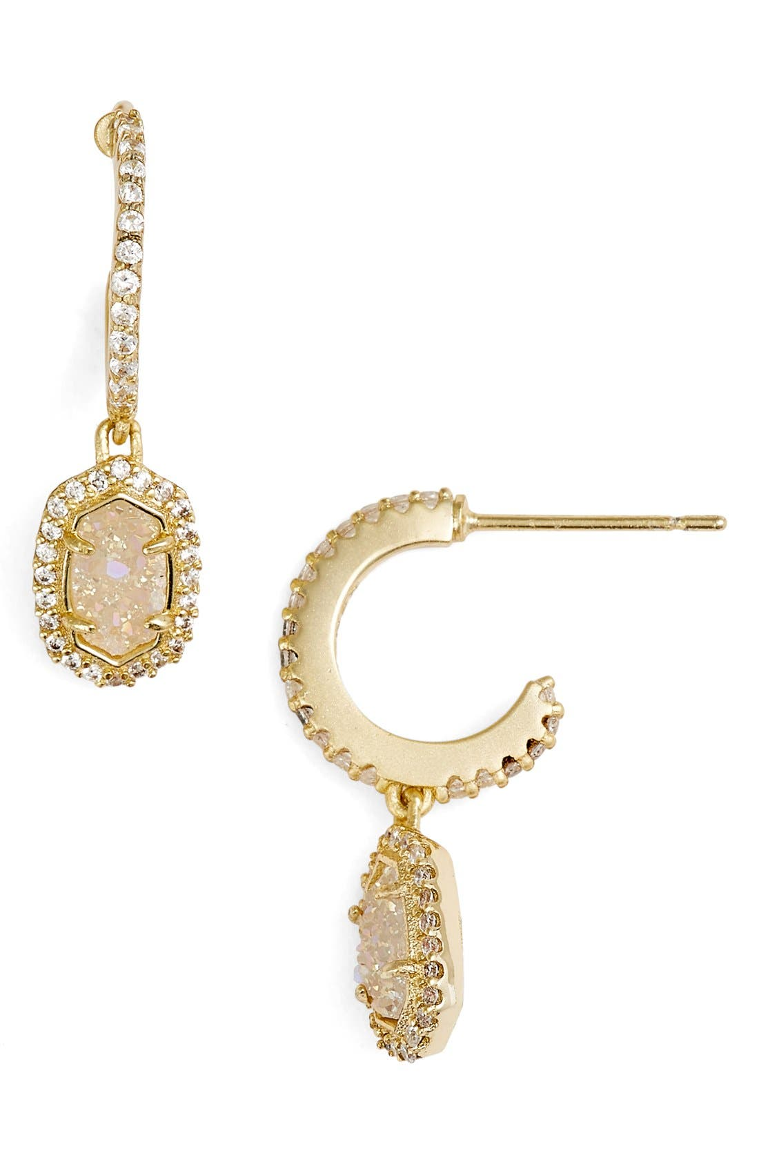 Kendra Scott 'Cale' Hoop Earrings