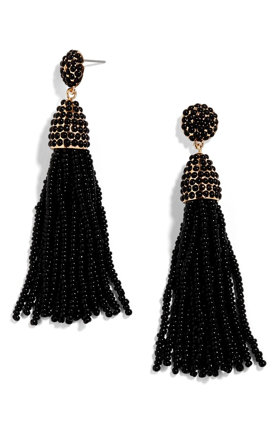 Alternate Image 1 Selected - BaubleBar 'Piñata' Tassel Earrings