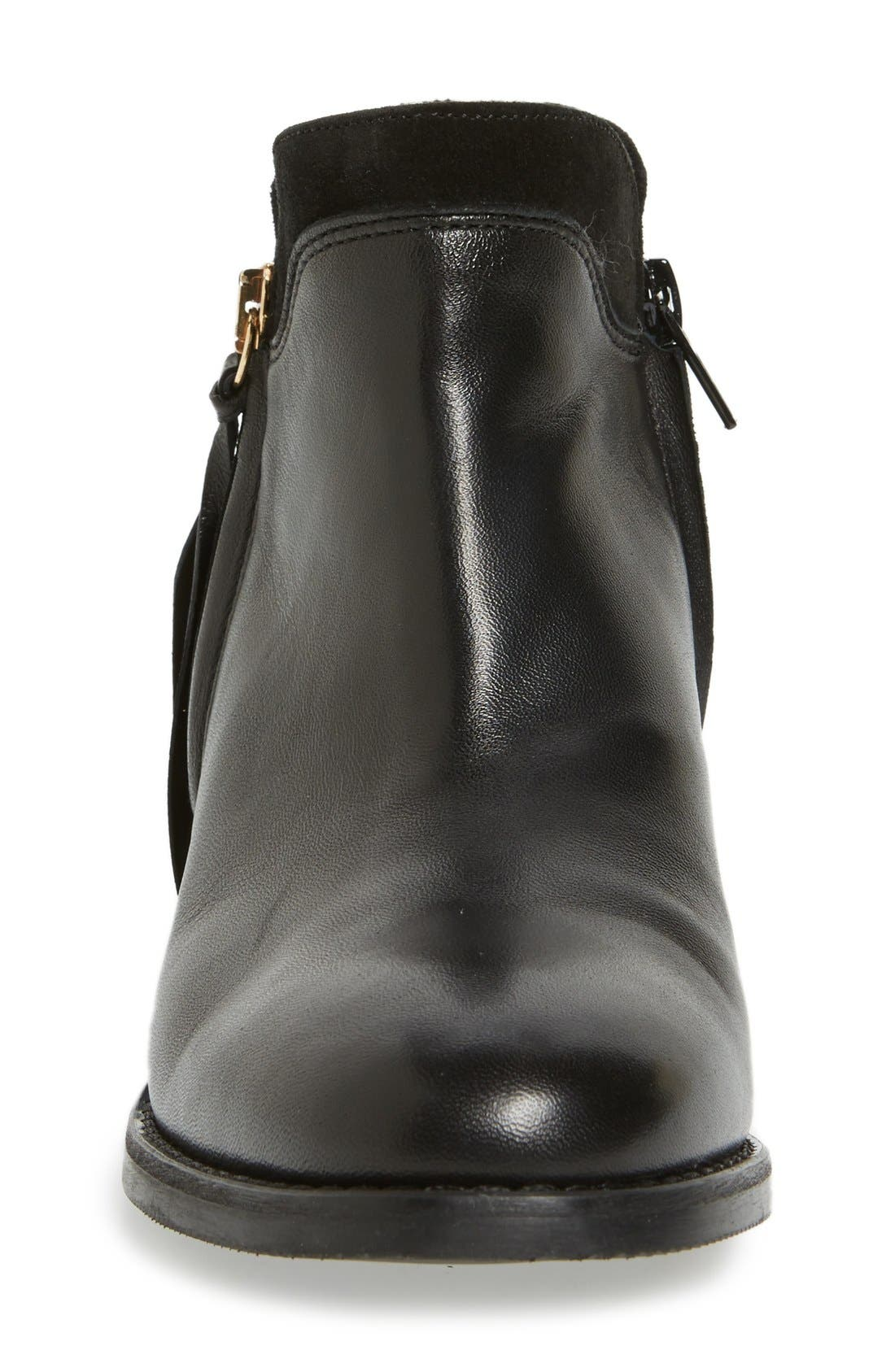 Alternate Image 3  - Bella Vita 'Dot' Split Shaft Zip Bootie (Women)