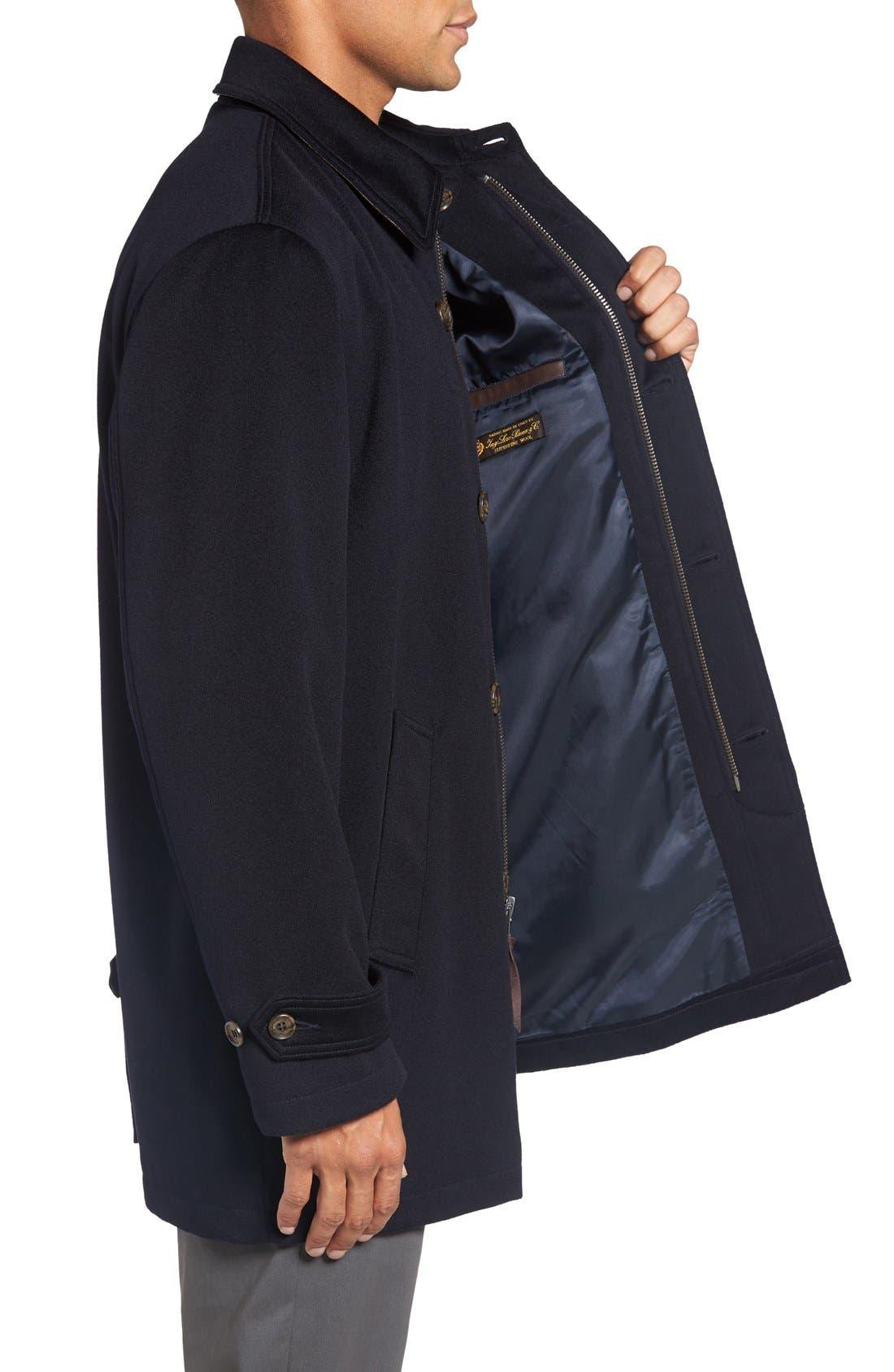 Alternate Image 3  - Golden Bear Wool Overcoat