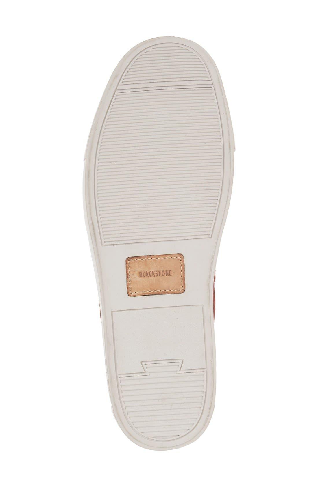 'MM33' High Top Sneaker,                             Alternate thumbnail 4, color,                             Port