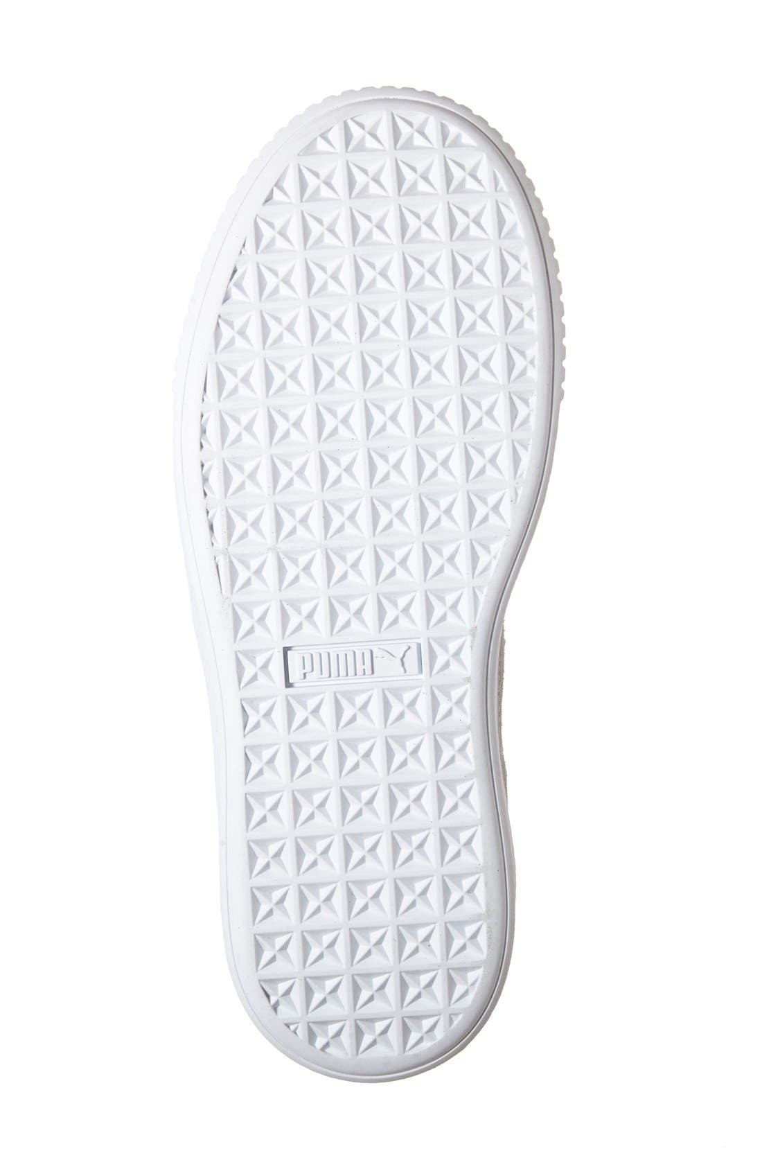 Alternate Image 4  - PUMA Platform Sneaker (Women)