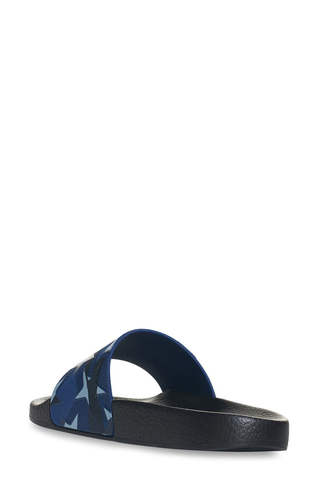 Alternate Image 2  - Valentino Star Print Sport Sandal (Women)