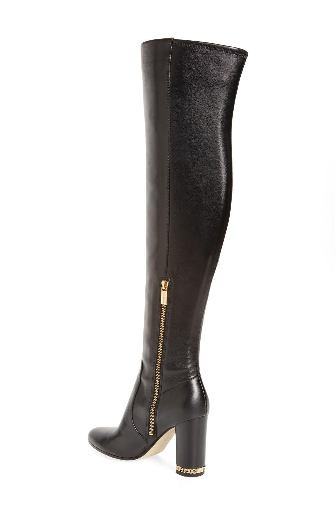 Alternate Image 3  - MICHAEL Michael Kors Sabrina Over the Knee Boot (Women)