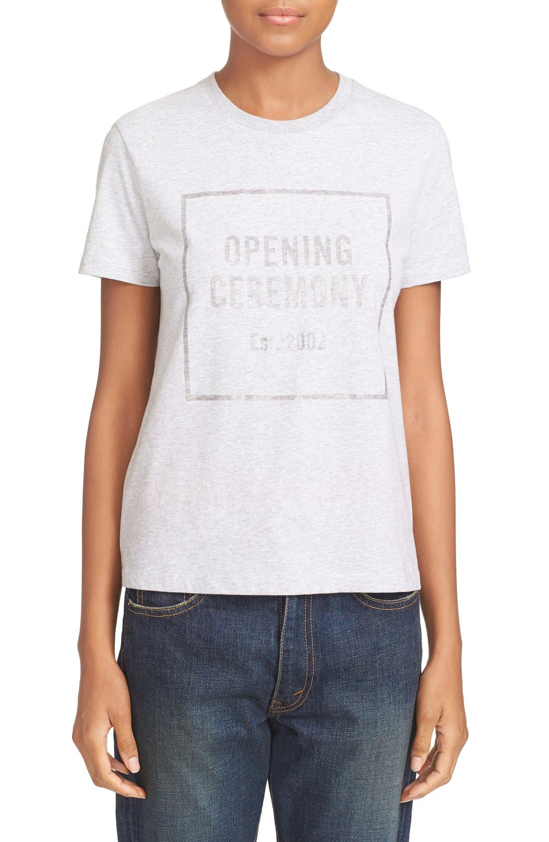Opening Ceremony 'OC Box' Logo Tee