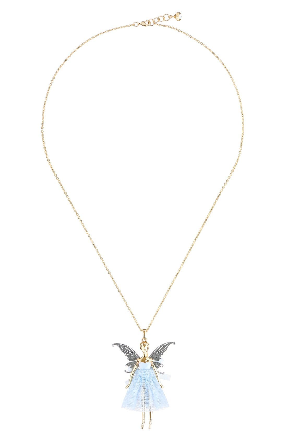 TED BAKER LONDON Titania Ballerina Necklace