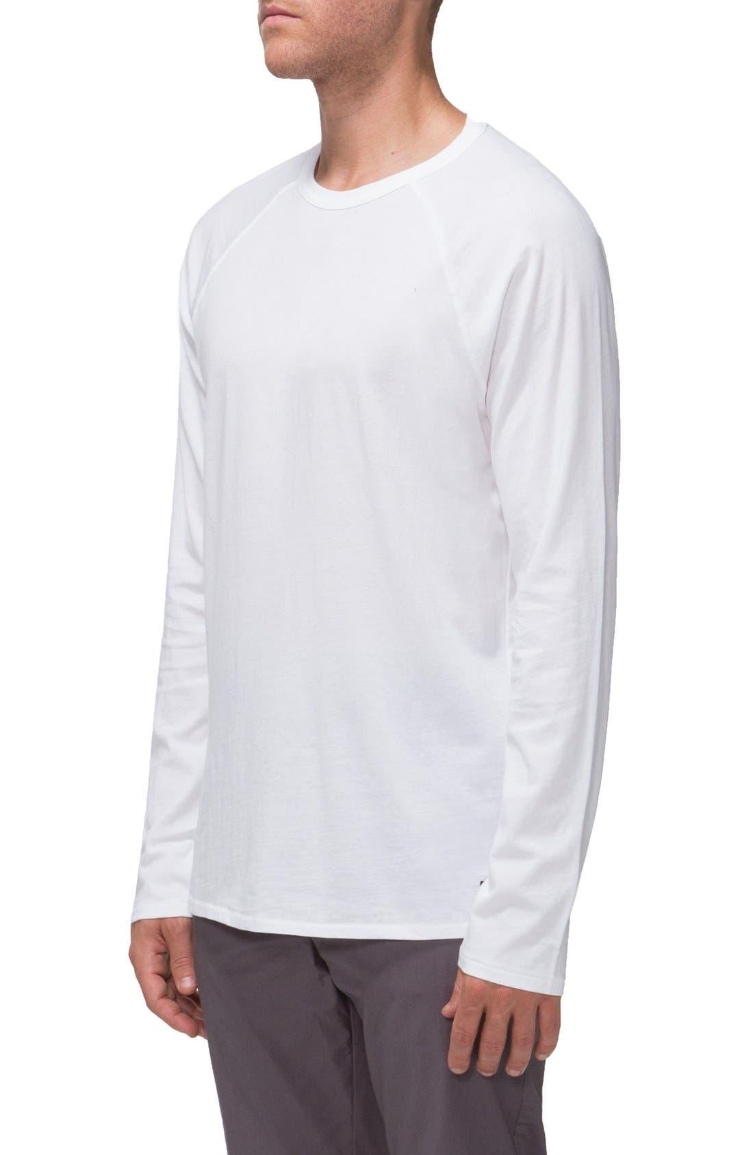 Alternate Image 2  - TAVIK 'Covert II' Raglan Long Sleeve T-Shirt