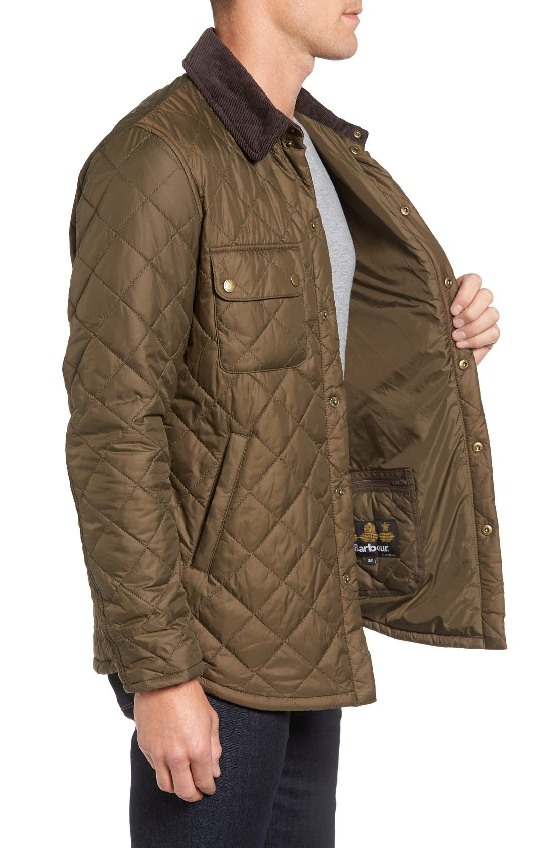 Alternate Image 3  - Barbour 'Akenside' Quilted Jacket