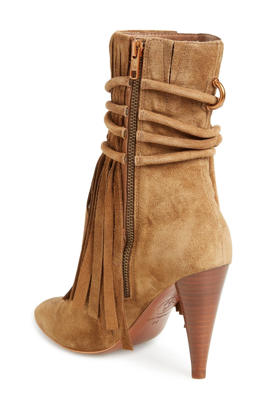 Alternate Image 2  - Ash 'Bird' Fringe Boot (Women)