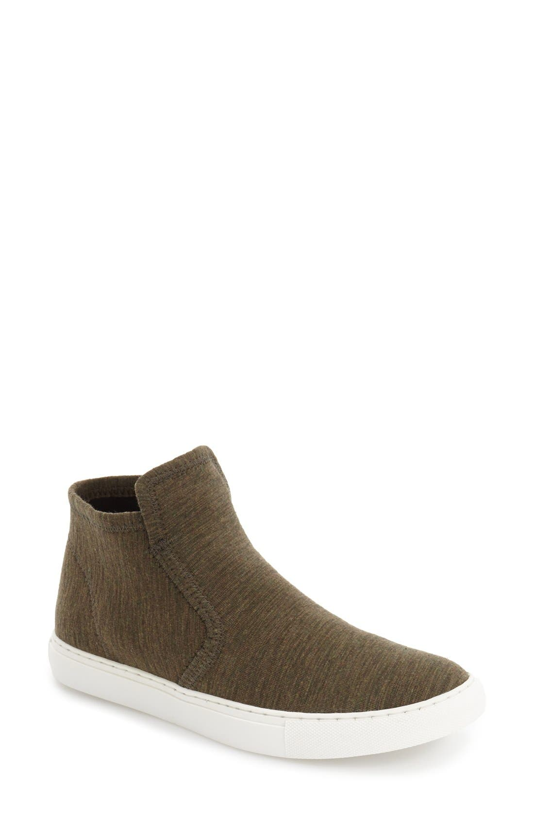 Main Image - Reaction Kenneth Cole 'Kam-Ping' High Top Sneaker (Women)