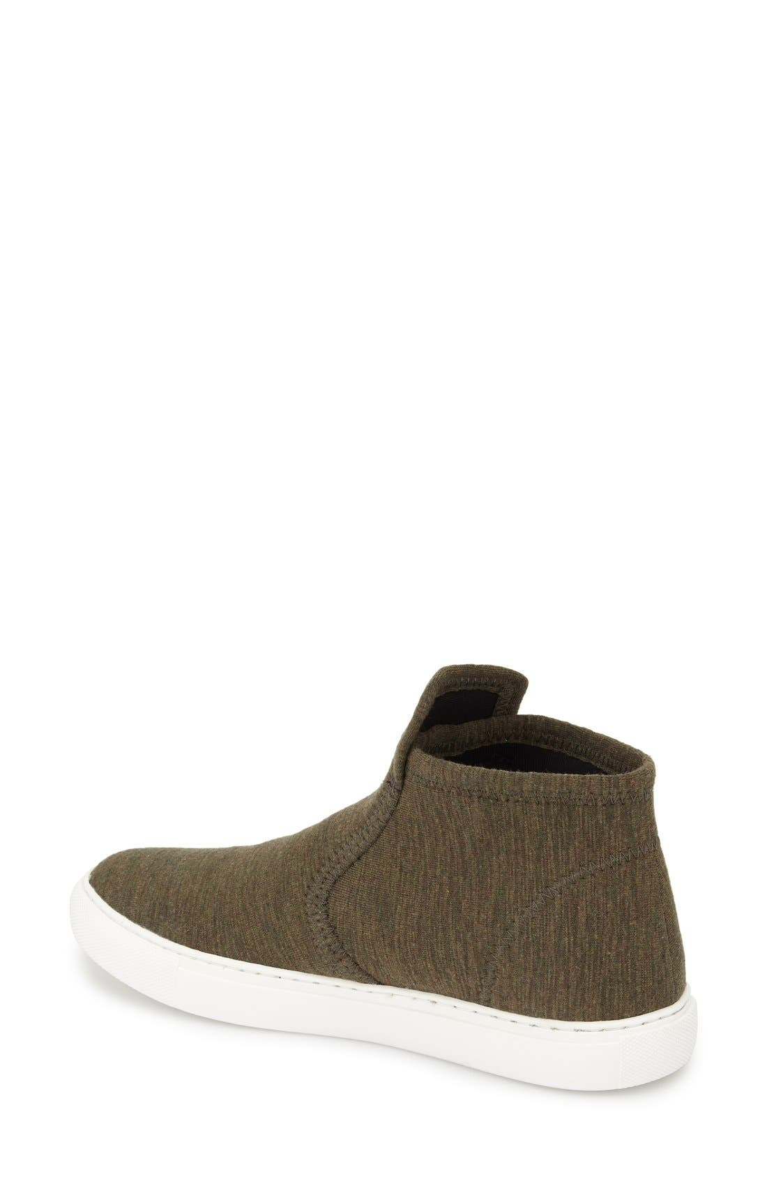 Alternate Image 2  - Reaction Kenneth Cole 'Kam-Ping' High Top Sneaker (Women)