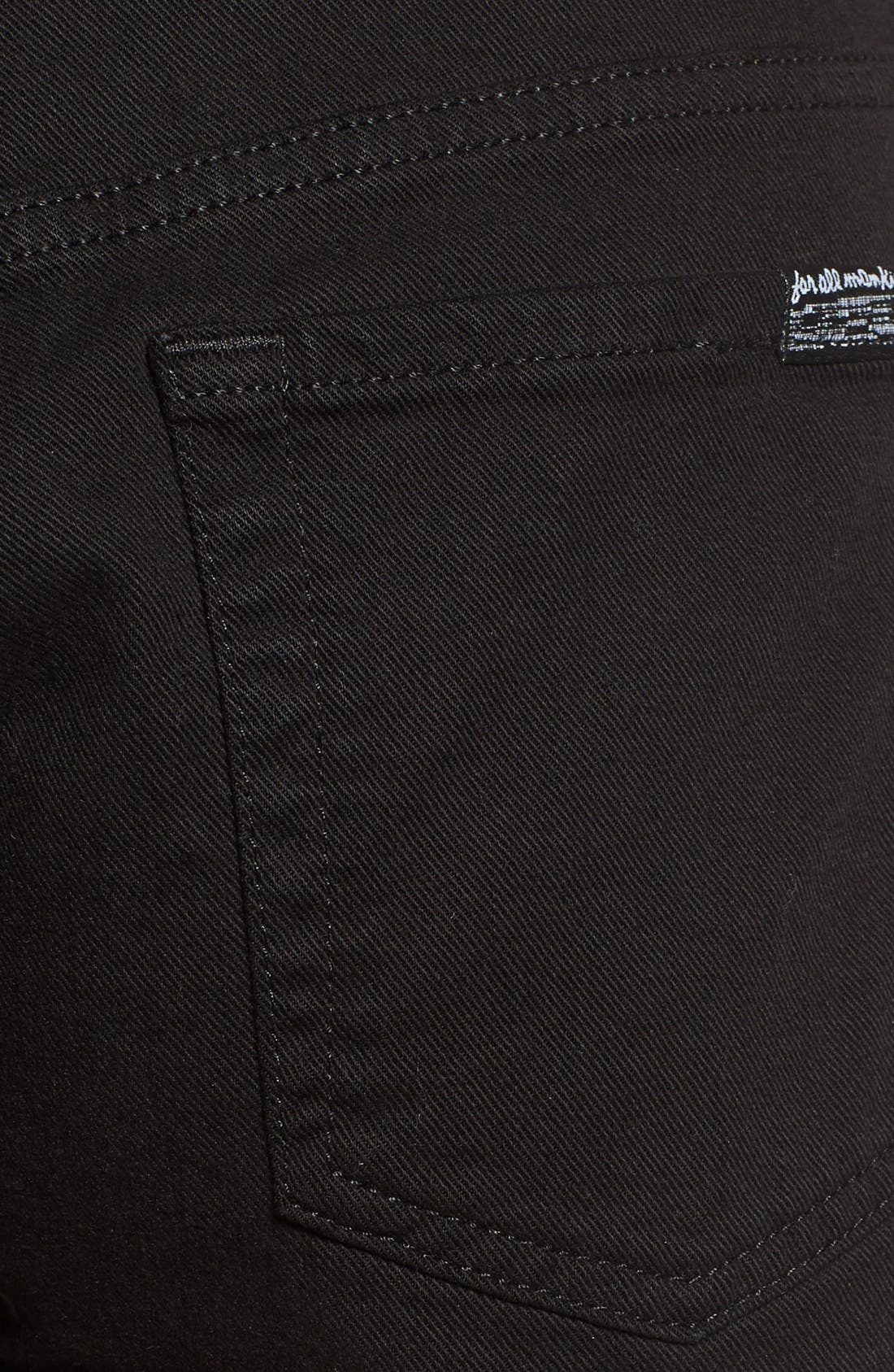 Alternate Image 5  - 7 For All Mankind® Cutoff Shorts