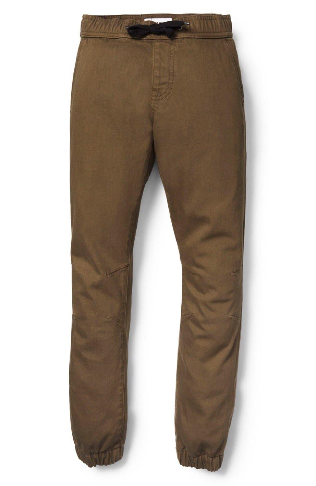 'Jackson' Jogger Pants,                         Main,                         color, Jungle