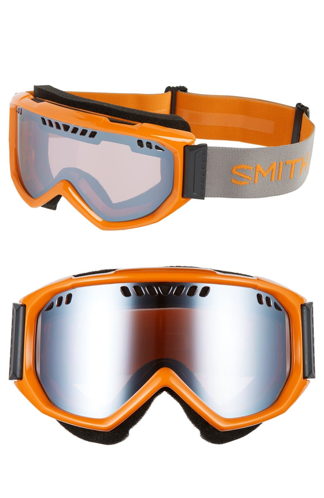 Scope 175mm Snow Goggles,                         Main,                         color, Solar