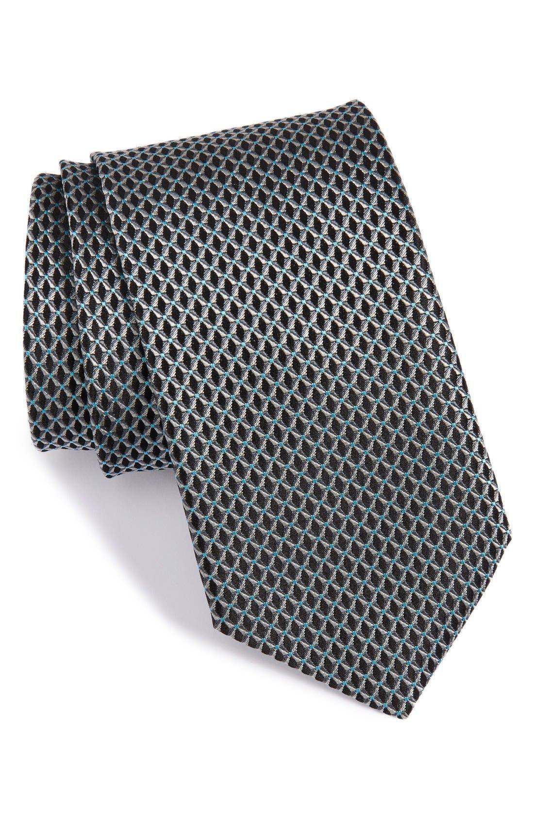 John W. Nordstrom® 'Grayson Mini' Silk Tie