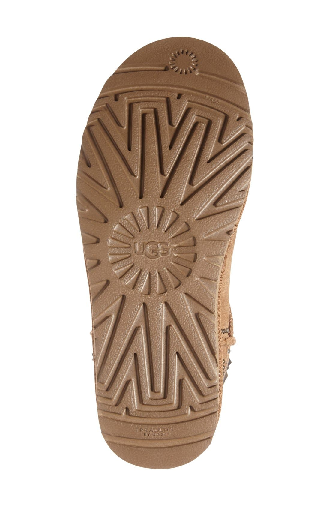 Alternate Image 4  - UGG® Fiore Deco Studs Boot (Women)
