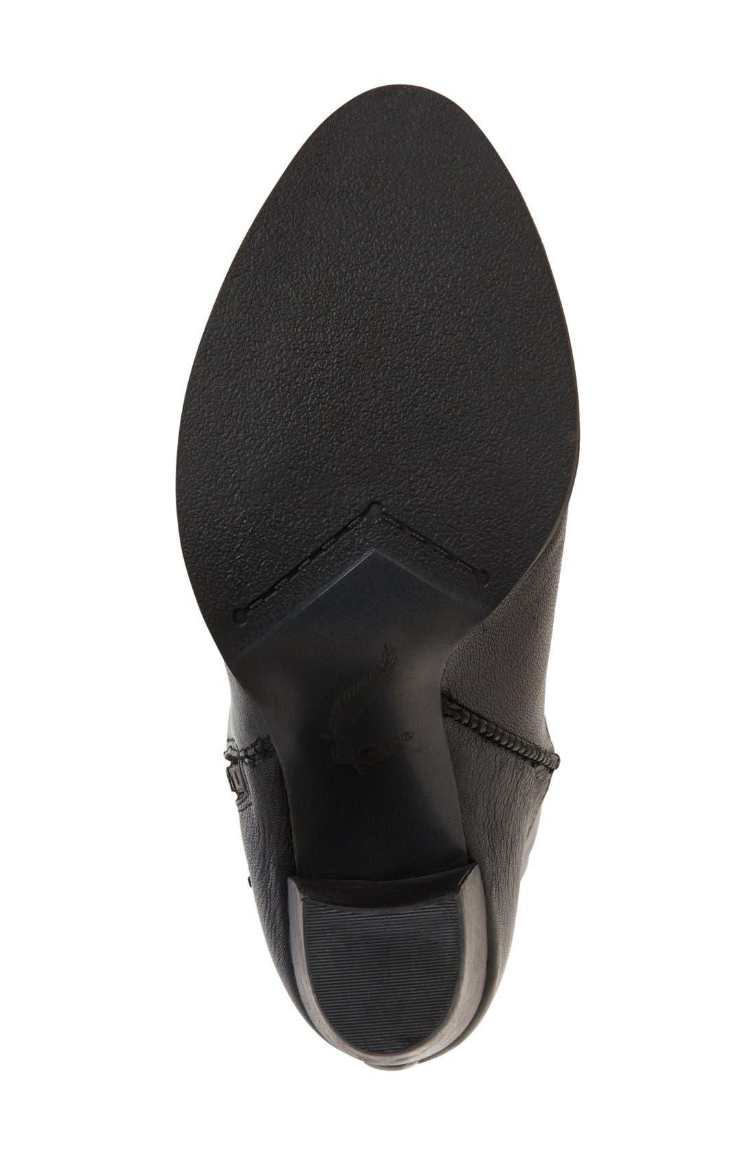 Alternate Image 4  - UGG® 'Lynda' Block Heel Boot (Women)