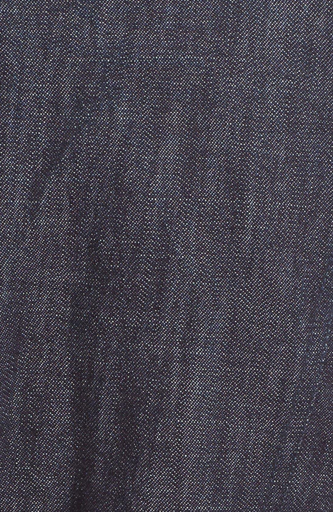 Alternate Image 3  - Tomas Maier Belted Denim Dress