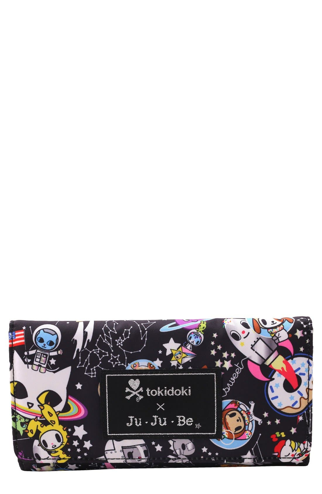 Alternate Image 1 Selected - Ju-Ju-Be x tokidoki Be Rich Trifold Clutch Wallet