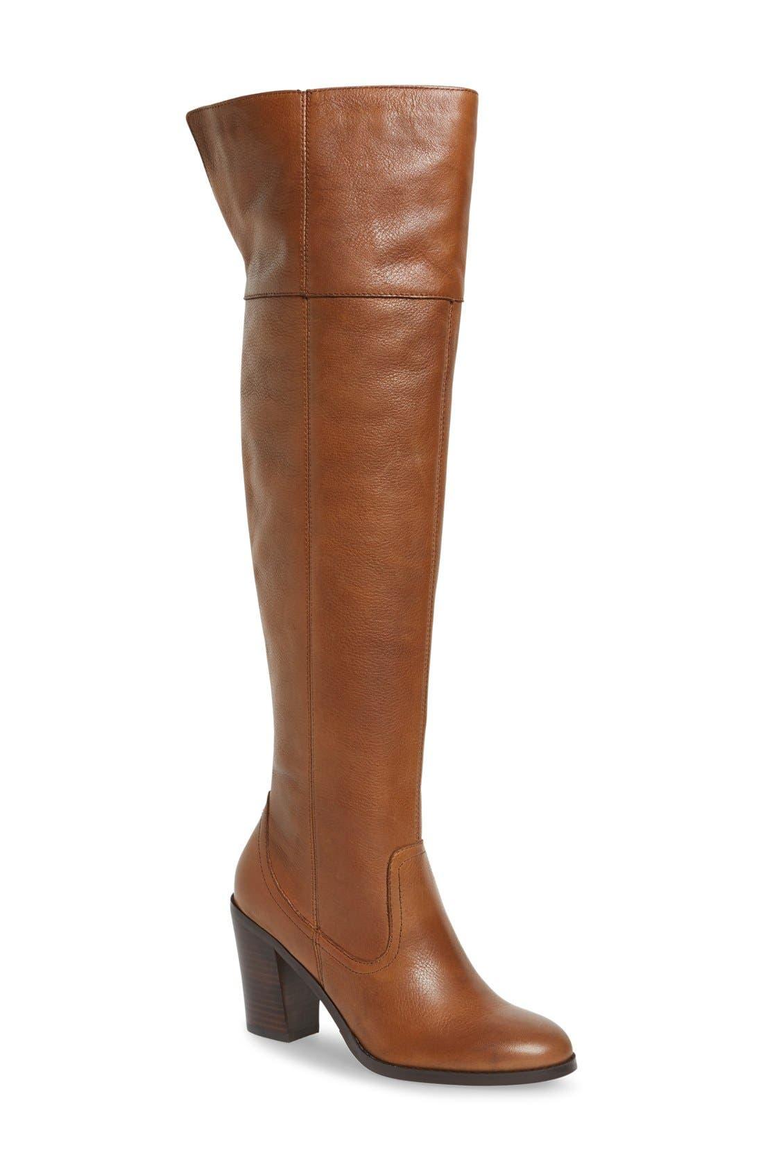 Main Image - Corso Como Harrison Over the Knee Boot (Women)