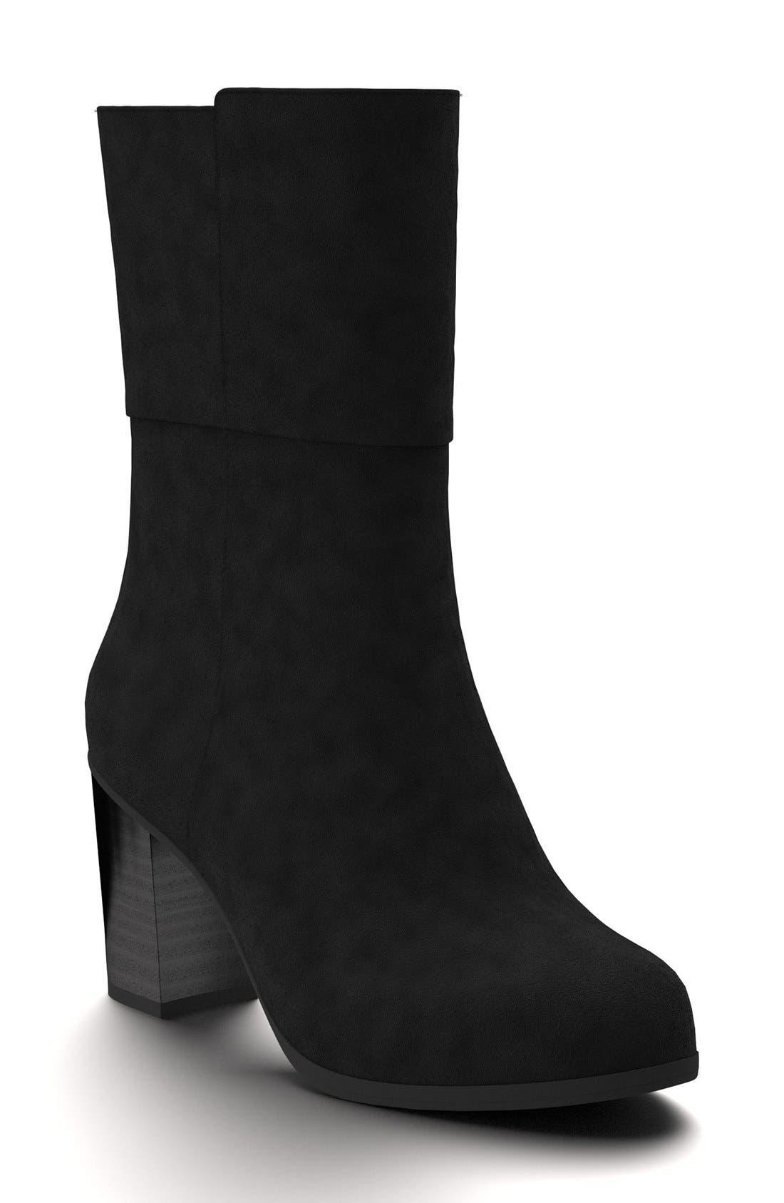 Main Image - Shoes of Prey Block Heel Boot (Women)