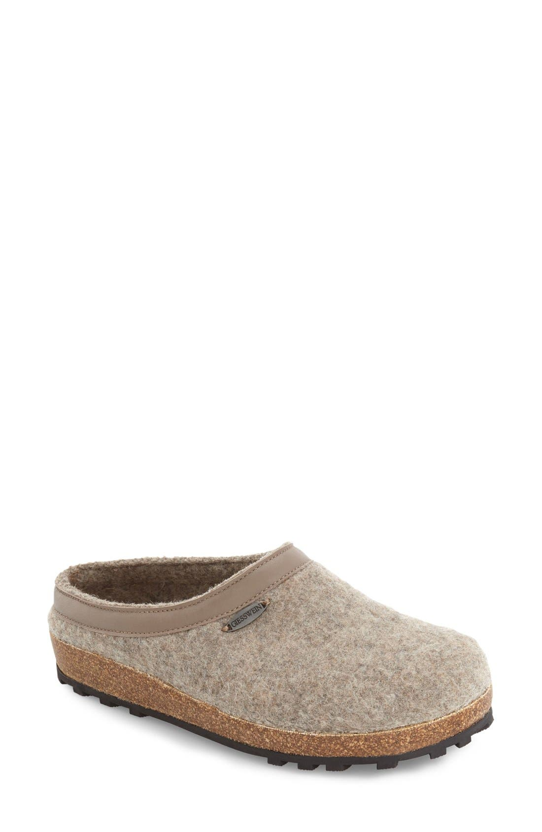 Giesswein Acadia Water Repellent Slipper (Women)