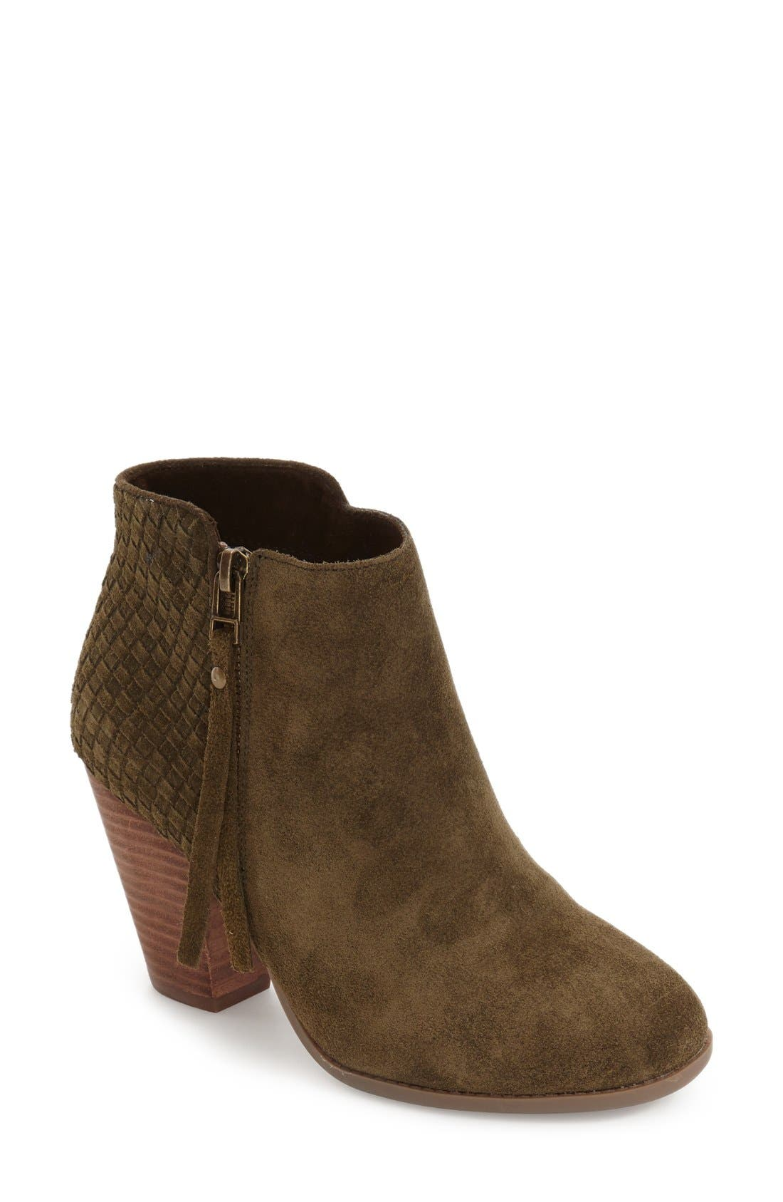 Alternate Image 1 Selected - Sole Society 'Zada' Bootie(Women)