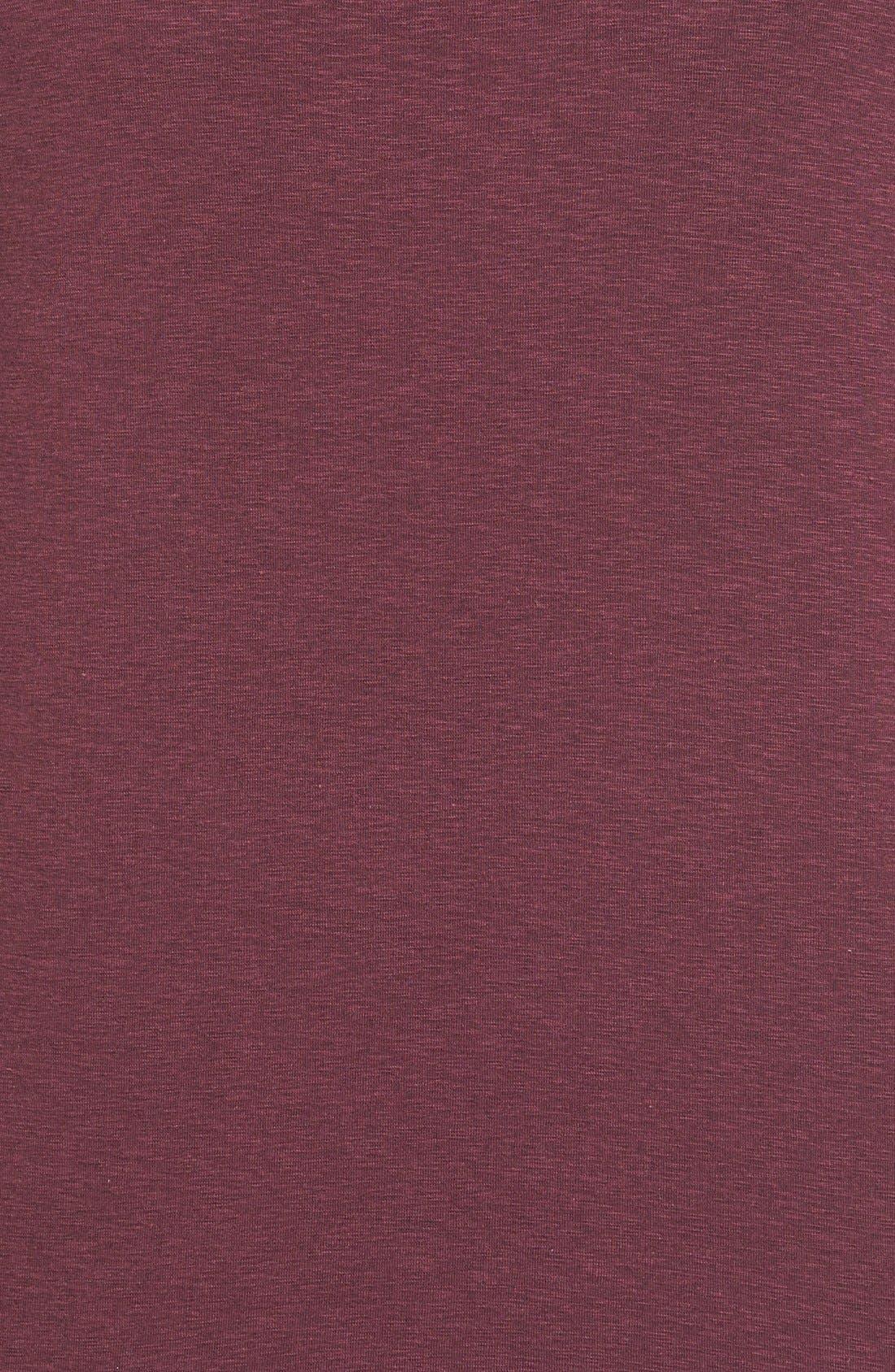 Alternate Image 5  - W.R.K Douglas Cotton Blend T-Shirt