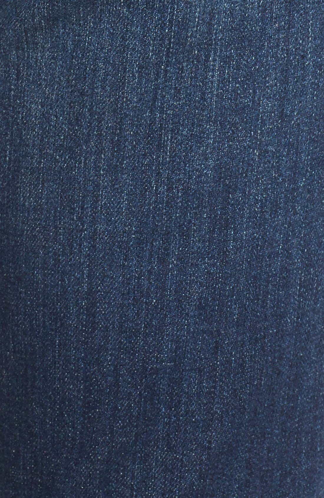 Alternate Image 5  - AGOLDE Sophie High Rise Ankle Skinny Jeans (Chamberlin)
