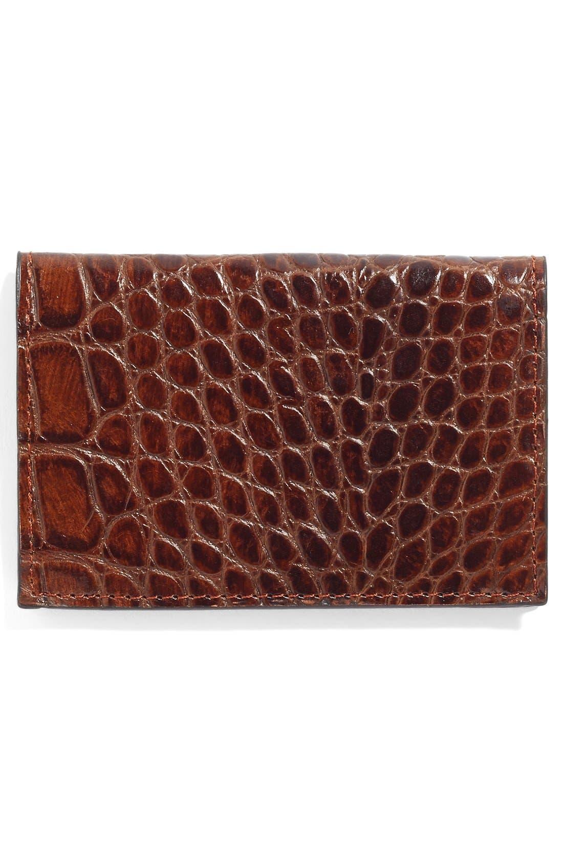 Alternate Image 3  - Martin Dingman Leather Card Case