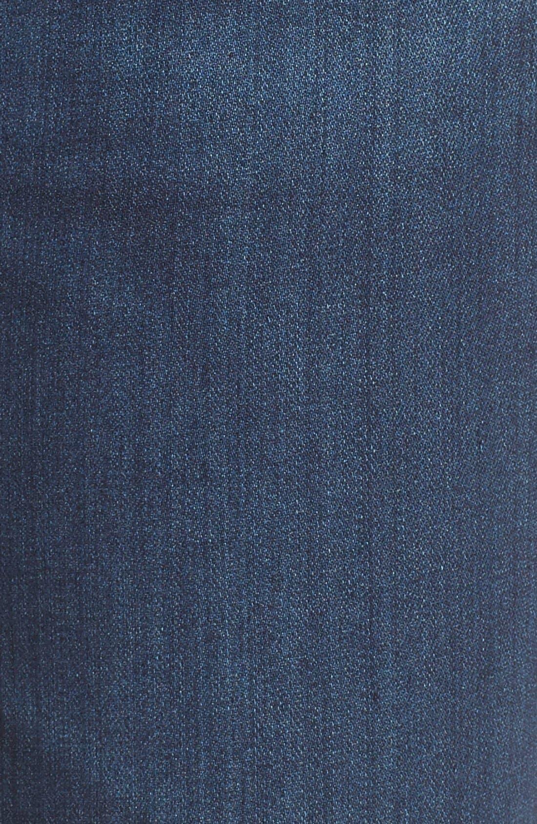 Alternate Image 5  - AG 'The Stilt' Cigarette Skinny Jeans (3 Year Imagination)
