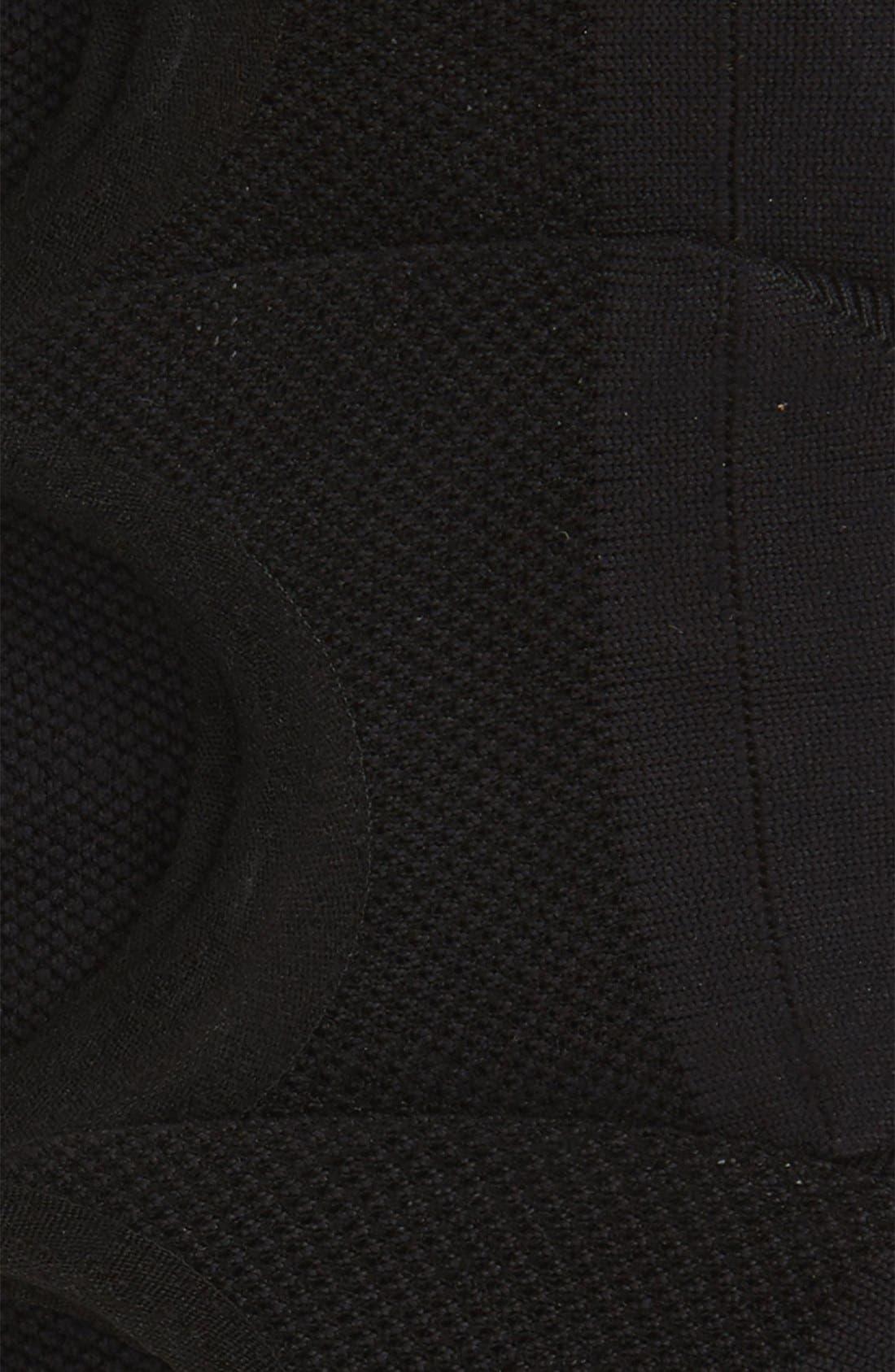 All Sport Lite 3-Pack No-Show Socks,                             Alternate thumbnail 2, color,                             Black