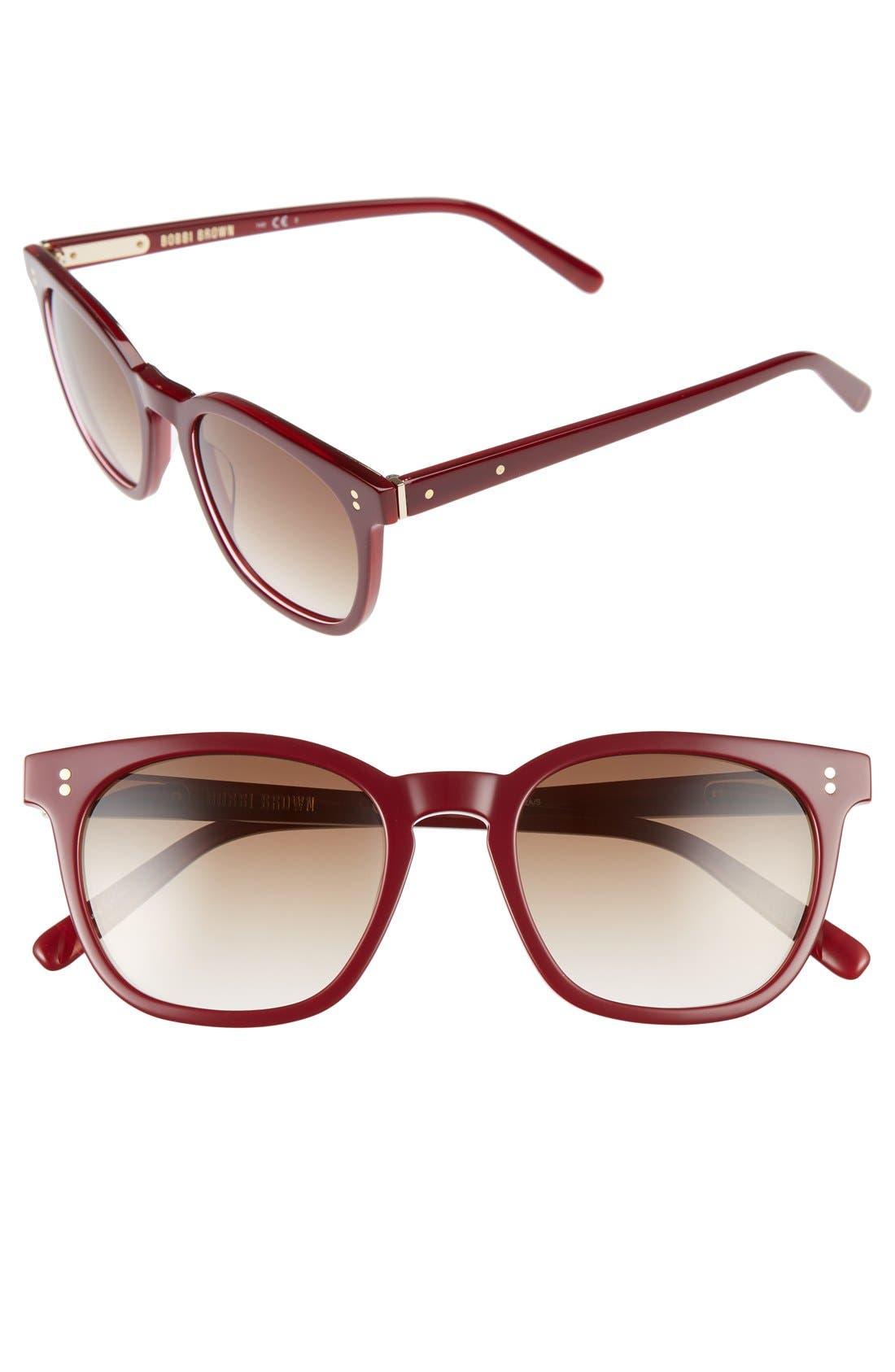 Main Image - Bobbi Brown The Cassandra 50mm Sunglasses