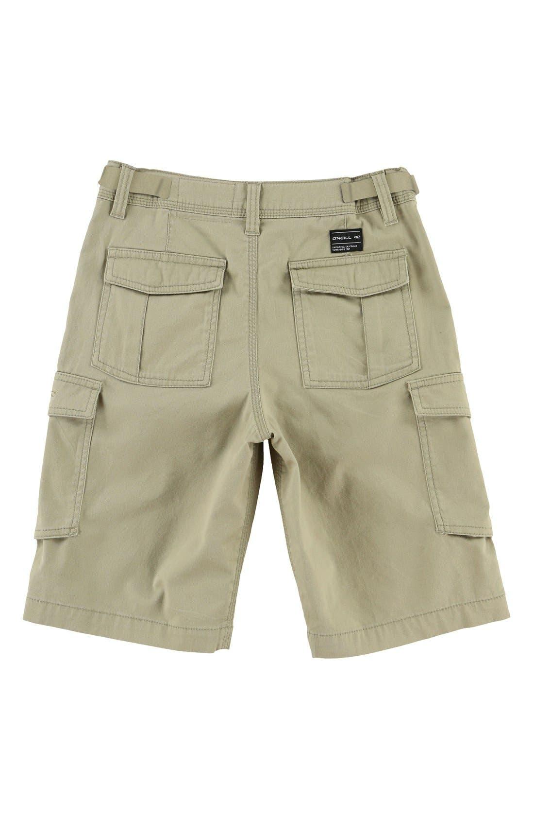 El Toro Cargo Shorts,                             Alternate thumbnail 2, color,                             Khaki