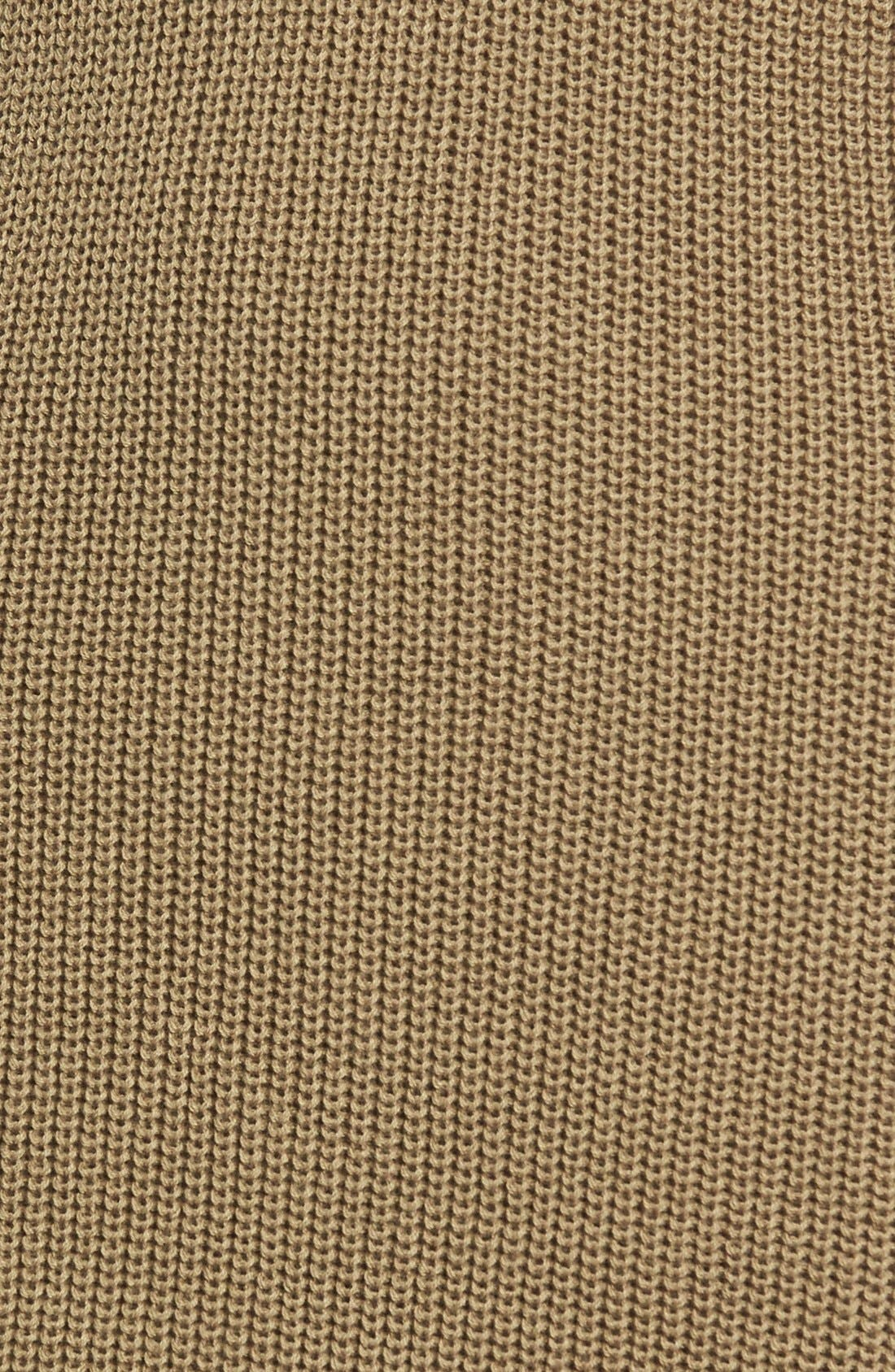 Alternate Image 5  - BP. Shaker Stitch Sweater Dress