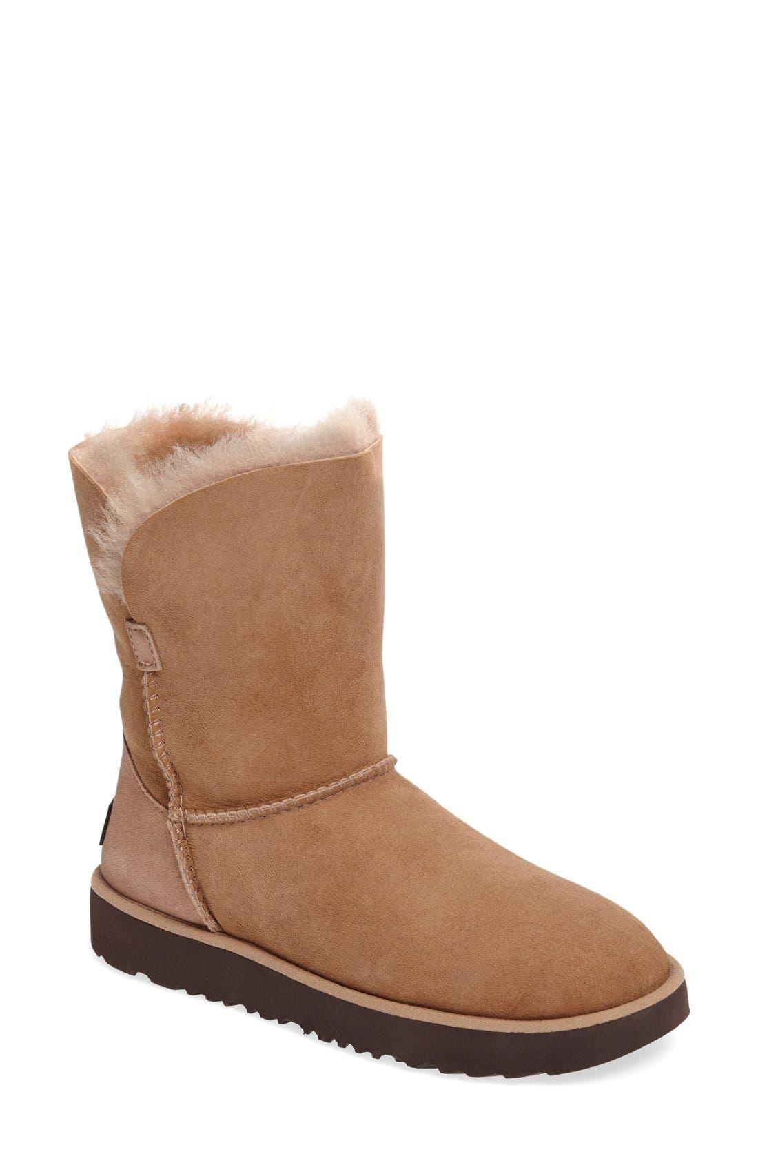 UGG® Classic Cuff Short Boot (Women)