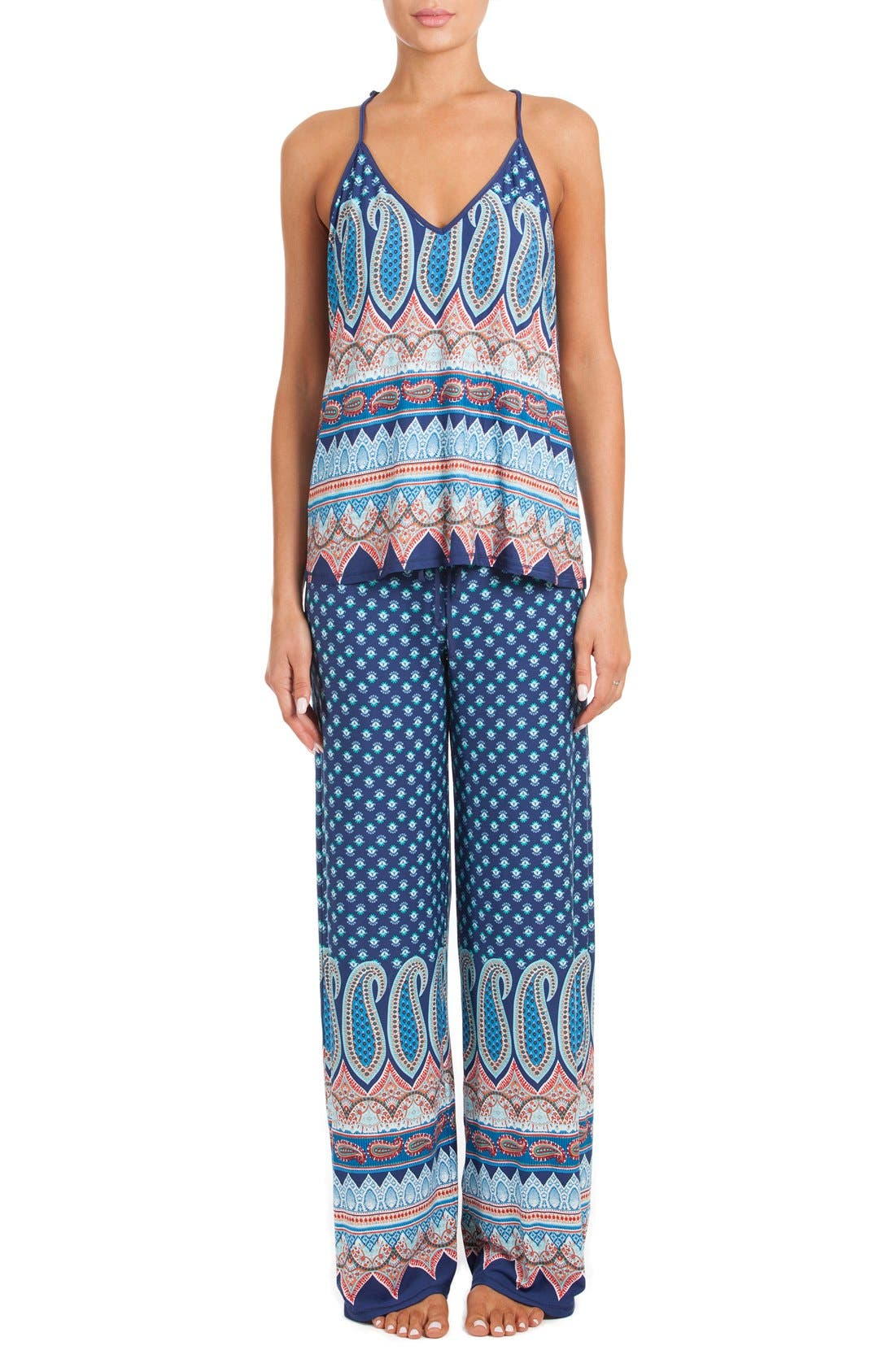 Alternate Image 1 Selected - In Bloom by Jonquil Knit Pajamas (Nordstrom Exclusive)