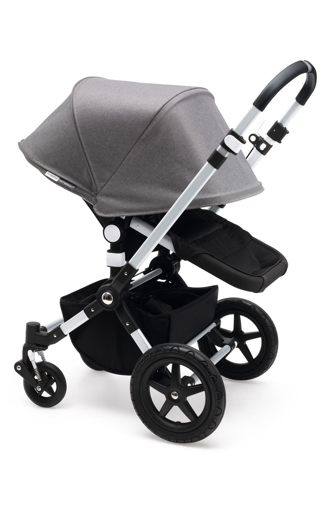 Cameleon³ Complete Stroller,                             Alternate thumbnail 2, color,                             Aluminum/ Black