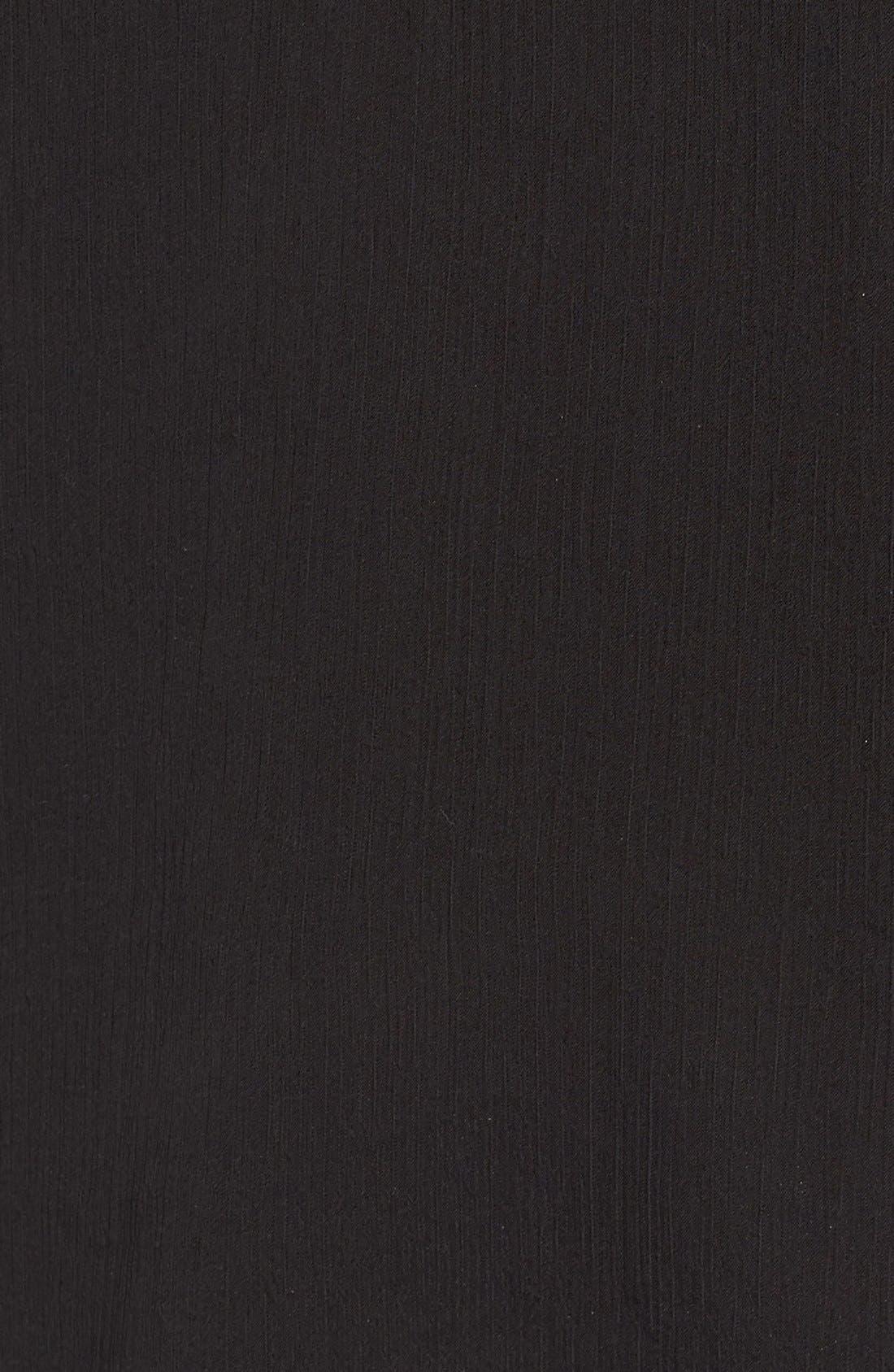 Alternate Image 6  - Tularosa Print Plunging Neck Blouse