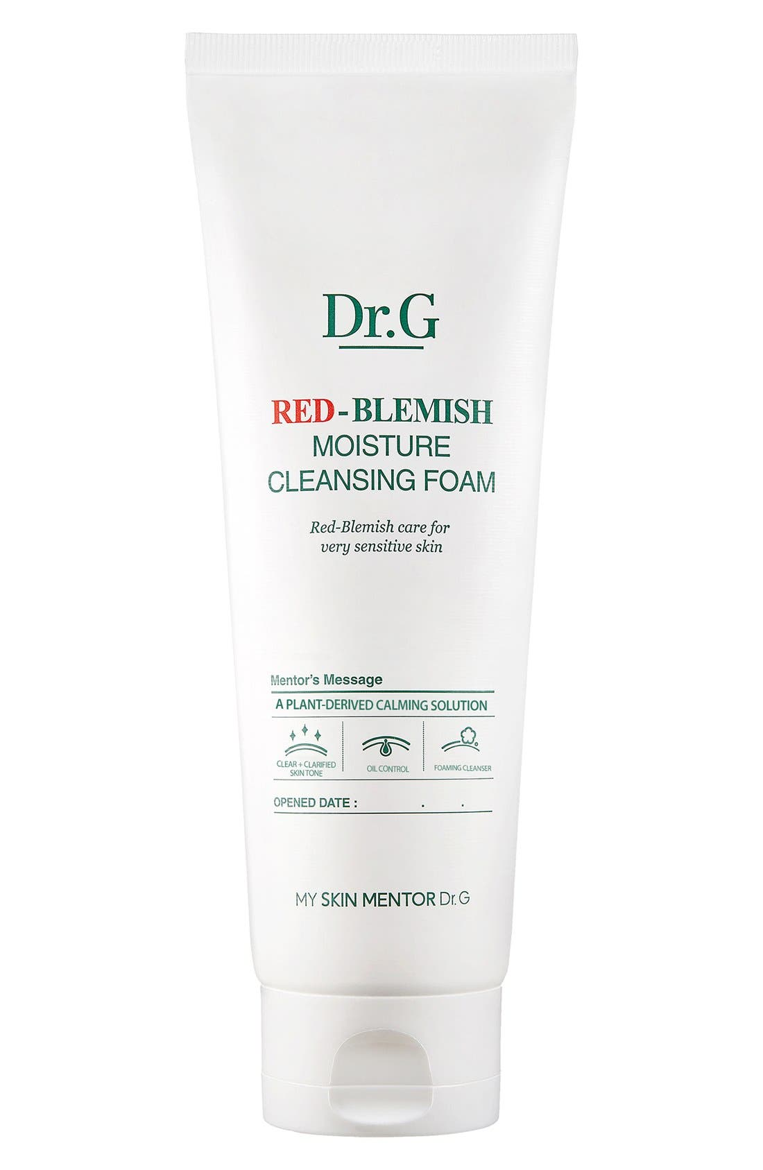 My Skin Mentor Dr. G Beauty Red-Blemish Moisture Cleansing Foam