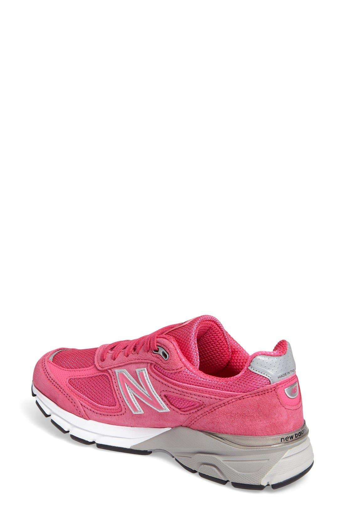 Alternate Image 2  - New Balance '990 Premium' Running Shoe (Women)